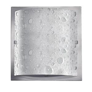 Daphne Brushed Nickel One-Light Bath Sconce