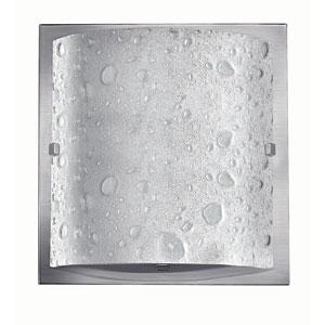 Daphne Brushed Nickel One-Light LED Bath Fixture