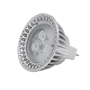LED 3000K MR16, 60-Watt