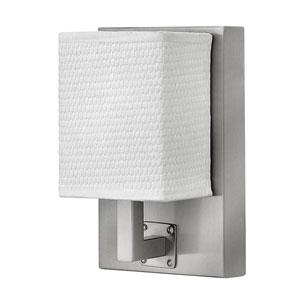Avenue Brushed Nickel 5-Inch One-Light LED Sconce