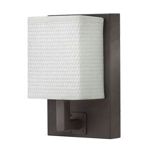 Avenue Oil Rubbed Bronze 5-Inch One-Light LED Sconce