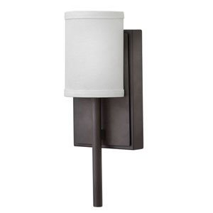 Avenue Oil Rubbed Bronze One-Light LED Sconce with Tail