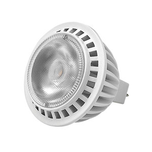 LED 3000K MR16, 40-Watt
