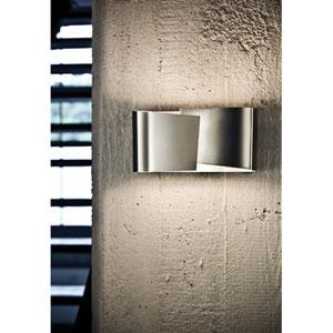 Filia Series Stainless Steel Wall Sconce