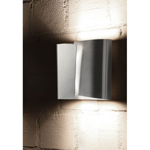 Filia Series Stainless Steel Two Light Wall Sconce