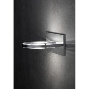 Wega Bronze LED Two-Light Wall Sconce