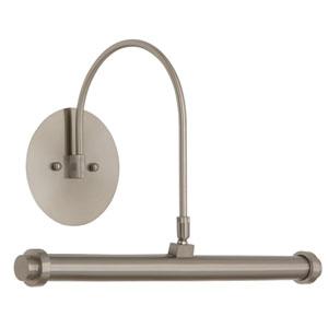 Slim-line Satin Nickel 16-Inch LED Picture Light