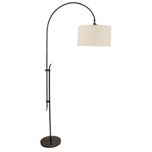 Windsor Oil Rubbed Bronze 84-Inch One-Light Adjustable Floor Lamp