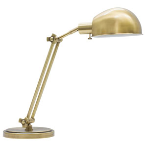 Addison Antique Brass One-Light Table Lamp