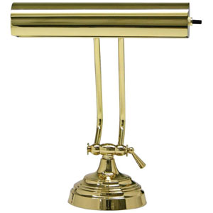 Advent Single Adjustment Piano Lamp