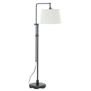 Crown Point Oil Rubbed Bronze One-Light  Floor Lamp