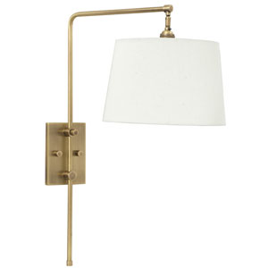 Crown Point Antique Brass One-Light  Wall Sconce