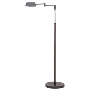 Delta Oil Rubbed Bronze LED Floor Lamp