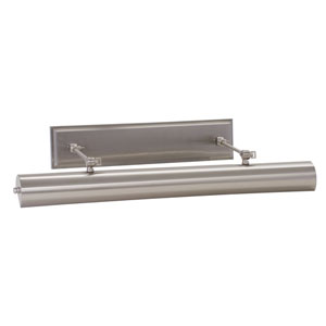 Oxford  Satin Nickel One-Light LED Picture Light