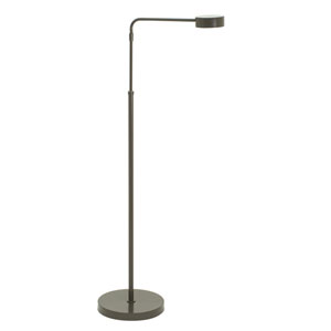 Generation Architectural Bronze 20.5-Inch LED Floor Lamp