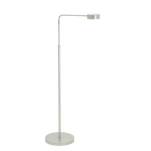 Generation Platinum Gray 37-Inch LED Floor Lamp