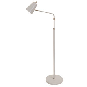 Kirby Gray LED Floor Lamp