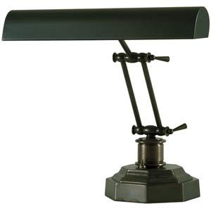Mahogany Bronze Piano/Desk Lamp