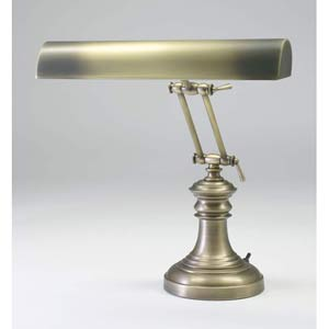 Antique Brass Piano Lamp