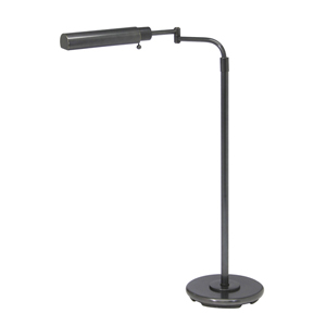 Oil Rubbed Bronze Adjustable Pharmacy Floor Lamp