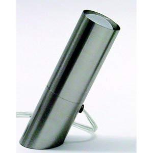 Spot Light Angled Mini Can Satin Nickel