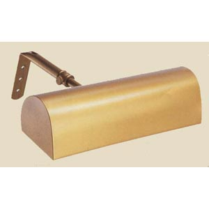 Gold 14-Inch Picture Light