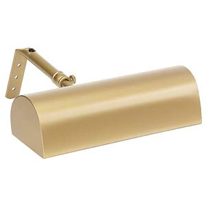 Traditional 9-Inch Gold Picture Light