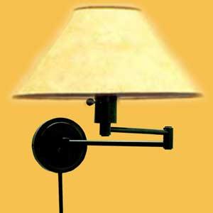 Swing Arm Wall Lamp