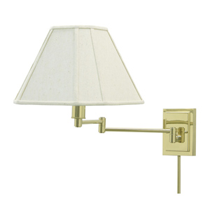 Large Swing Arm Wall Lamp