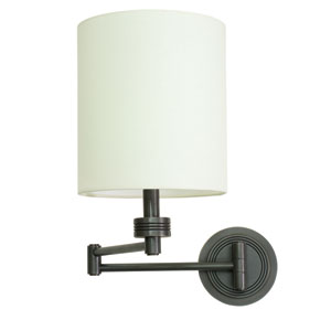 Decorative Wall Swing  Oil Rubbed Bronze One-Light  Wall Sconce