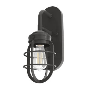 Starklake Noble Bronze Five-Inch One-Light Wall Sconce