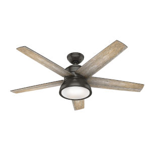 Abernathy Noble Bronze 52-Inch LED Ceiling Fan