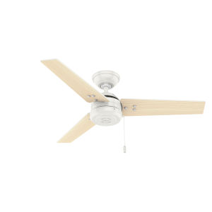 Cassius Fresh White 44-Inch Outdoor Ceiling Fan