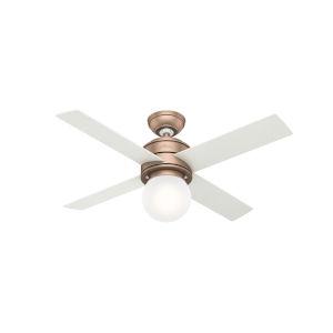 Hepburn Satin Copper 44-Inch LED Ceiling Fan