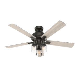 Hartland Noble Bronze 52-Inch LED Ceiling Fan