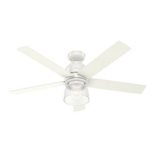 Grove Park Fresh White 52-Inch LED Ceiling Fan