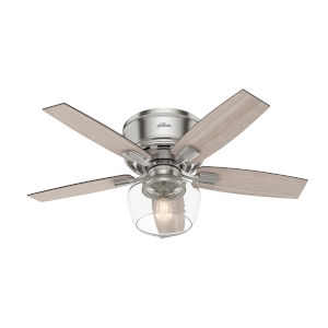 Bennett Brushed Nickel 44-Inch LED Ceiling Fan
