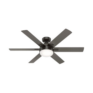Hardaway Noble Bronze 52-Inch Two-Light LED Ceiling Fan