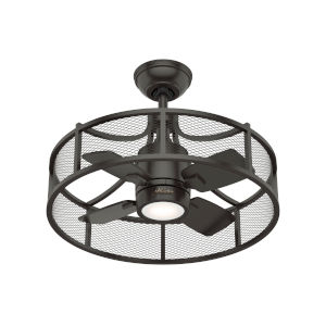 Seattle Noble Bronze 30-Inch LED Ceiling Fan