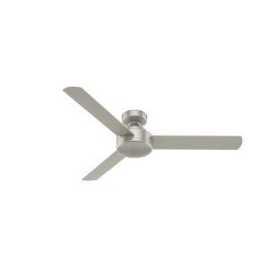 Presto Matte Nickel 52-Inch Ceiling Fan