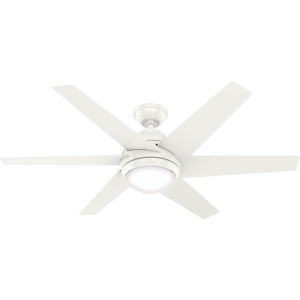 Sotto Fresh White 52-Inch Ceiling Fan