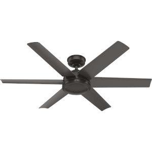 Jetty Noble Bronze 52-Inch Outdoor Ceiling Fan