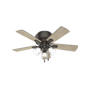 Crestfield Low Profile  42-Inch LED Ceiling Fan