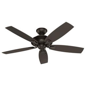 Rainsford Premier Bronze 52-Inch Adjustable Ceiling Fan