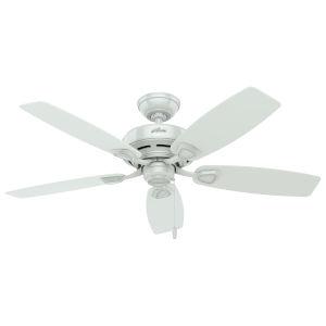 Sea Wind White 48-Inch Outdoor Ceiling Fan