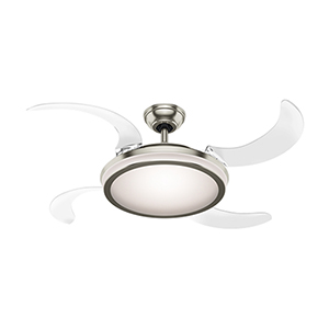 Fanaway Brushed Nickel 48-Inch Ceiling Fan