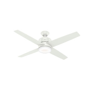 Advocate Fresh White 54-Inch DC Motor Smart LED Ceiling Fan