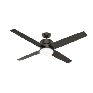Advocate Noble Bronze 60-Inch DC Motor Smart LED Ceiling Fan