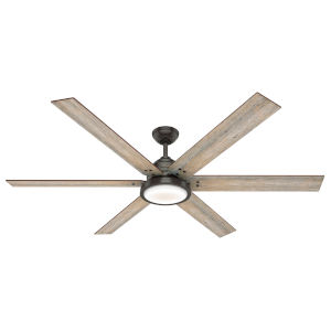 Warrant Noble Bronze 70-Inch DC Motor LED Ceiling Fan