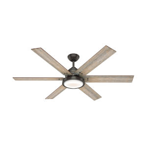Warrant Noble Bronze 60-Inch DC Motor LED Ceiling Fan